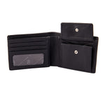 14058 Blue Bifold Wallet