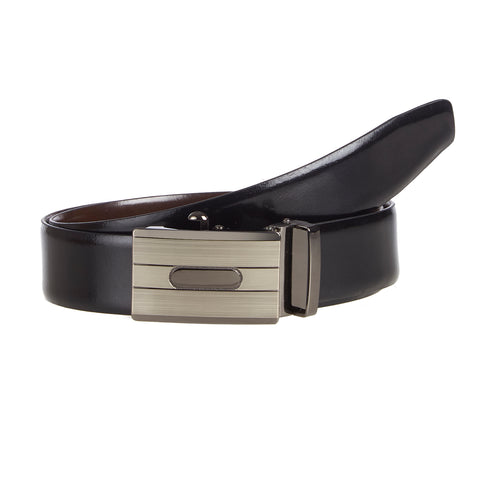 4223 Black & Brown Reversible Belt