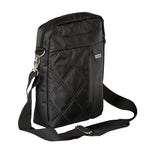 55458 Black Quilted Bag