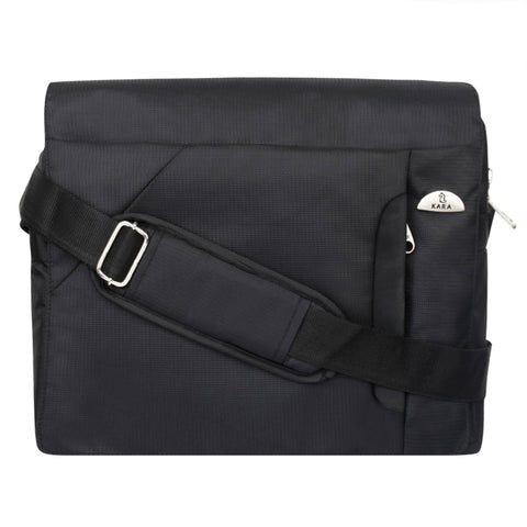 55459 Black Crossbody Bag