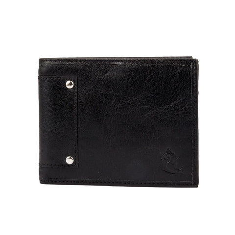 10100 Black Bifold Wallet