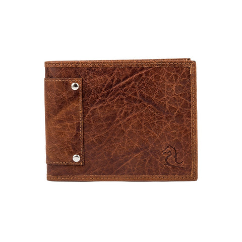 10100 Tan Bifold Wallet