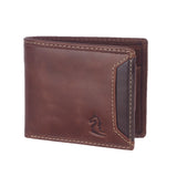 10112 Brown Bifold Wallet