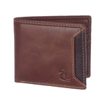 10113 Brown Bifold Wallet
