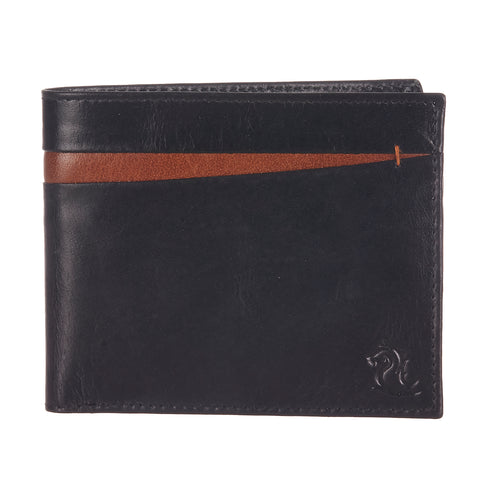 10115 Black Bifold Wallet