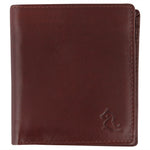 10026 Tan Bifold Wallet