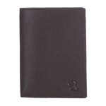 13096 Cherry Leather Card Holder for Men and Women