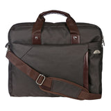 4459 Brown Laptop Bag