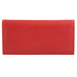 7023 Red Bifold Wallet