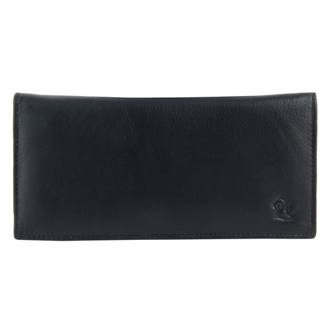 7023 Black Bifold Wallet