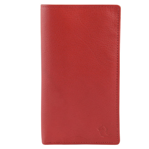 7022 Red Bifold Wallet