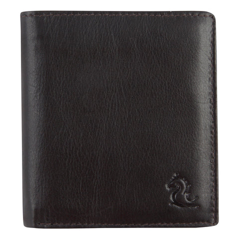 10026 Brown Bifold Wallet