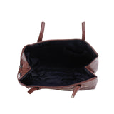 RN-600 Navy Blue & Beige Handbag