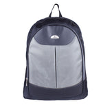 9258 Black & Wine Medium Backpack