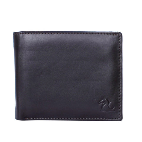 10005 Brown Leather Wallet