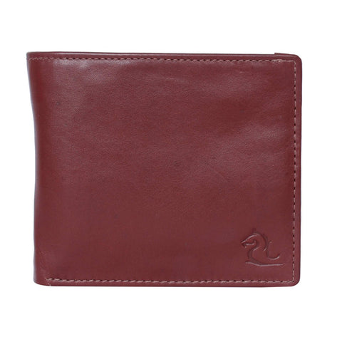 10015 Tan Bifold Wallet