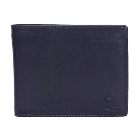 10003 Black Bifold Coin Wallet