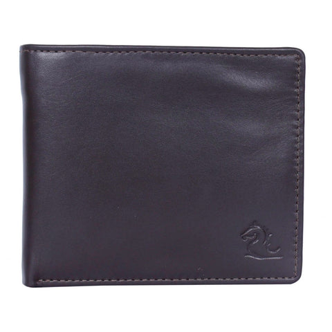 10015 Brown Bifold Wallet