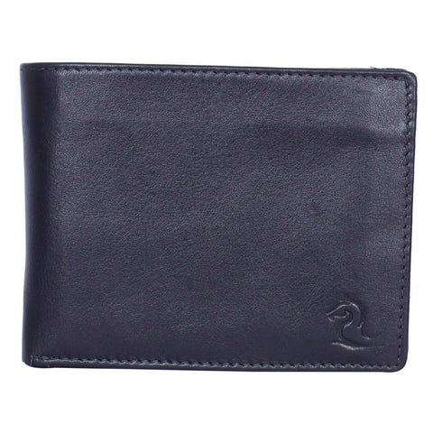 10012 Black Bifold Wallet