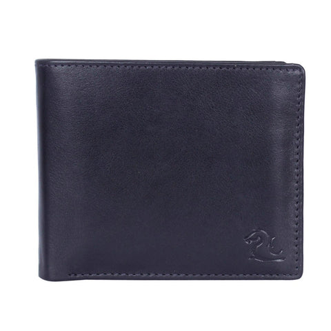 10005 Black Leather Wallet