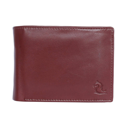 10012 Tan Bifold Wallet