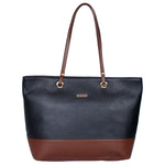 RN-619 Black Tote Bag