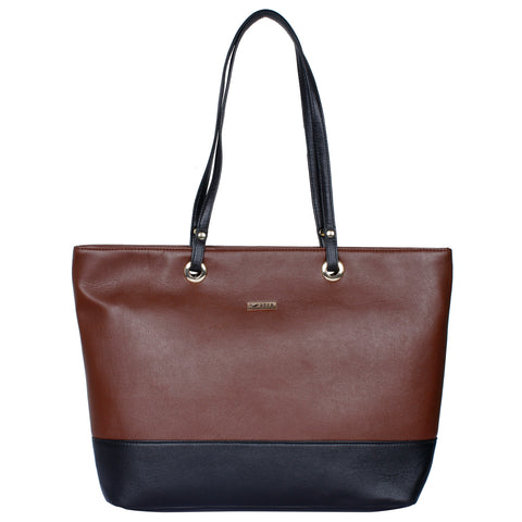 RN-619 Tan Tote Bag