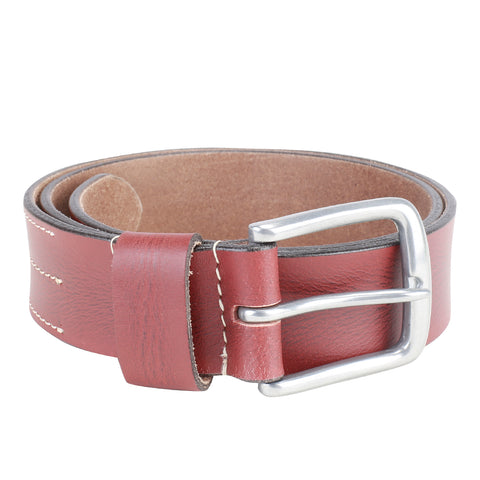 4140 Tan Leather Belt for Men
