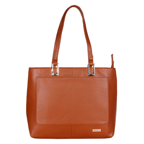 RN-615 Tan Tote Bag