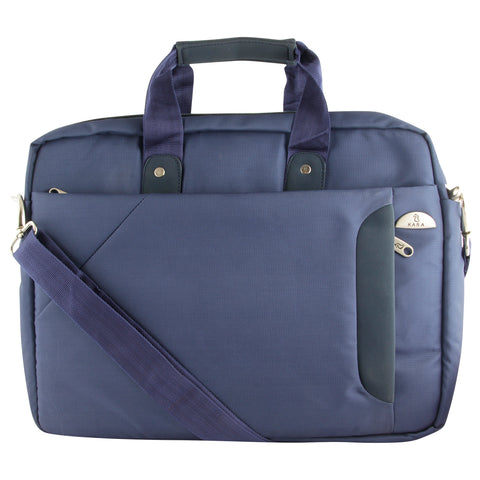 4459 Blue Laptop Bag