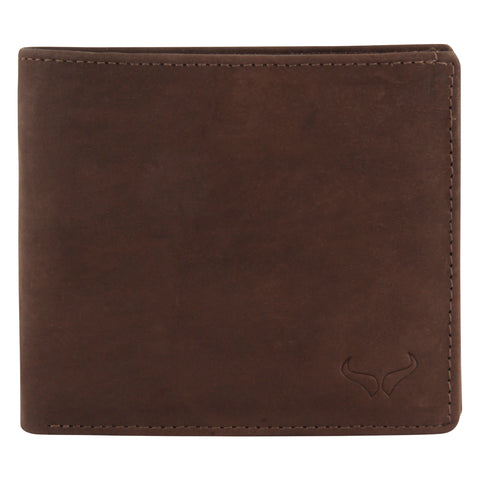 RNM-006 Brown Bifold Wallet