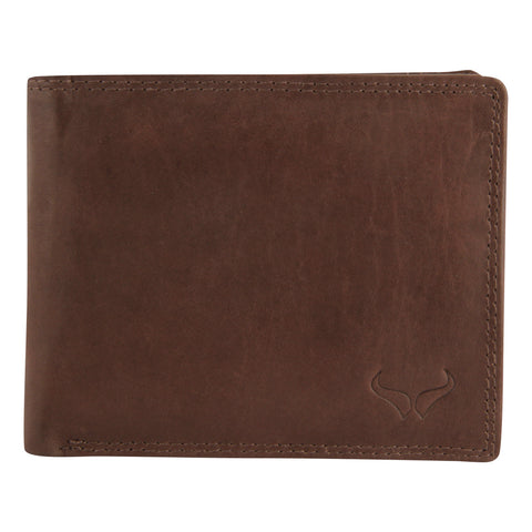 RNM-010 Brown Bifold Wallet
