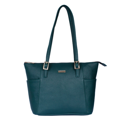 RN-605 Dark Green Handbag