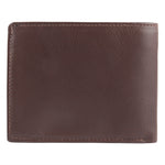 14003 Tan Bifold Coin Wallet