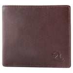 14011 Tan Medium Bifold Wallet