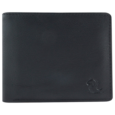 14005 Black Bifold Wallet