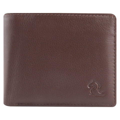 14005 Tan Bifold Wallet