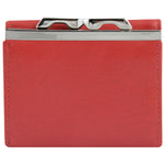 7010 Red Trifold Wallet