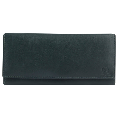 7019 Olive Extra Thin Wallet