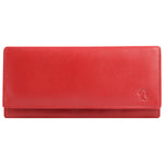7019 Red Extra Thin Wallet