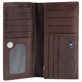 7023 Tan Bifold Wallet