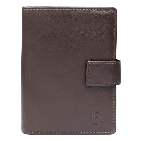 10029 Brown Leather Wallet