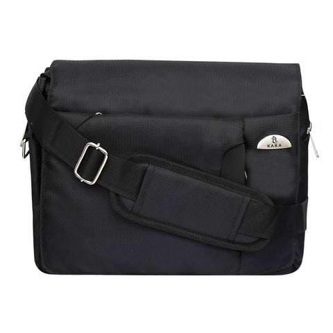 55460 Black Crossbody Bag