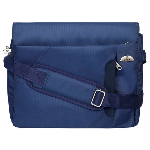 55459 Navy Blue Crossbody Bag