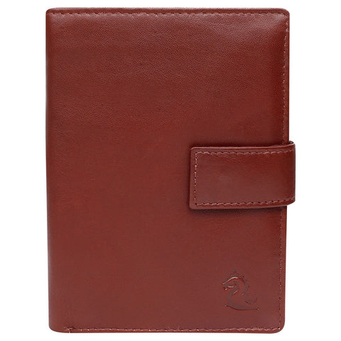 10029 Tan Leather Wallet