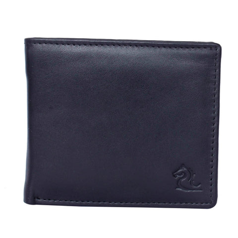 10015 Black Bifold Wallet