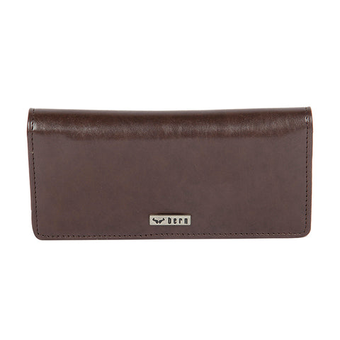 RNW-003 Brown Bifold Wallet
