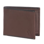 10117 Brown Bifold Wallet