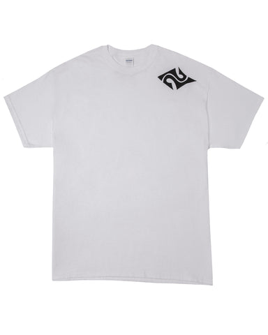 White Pipedream TEE