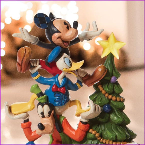 Disney Traditions Christmas Sculptures